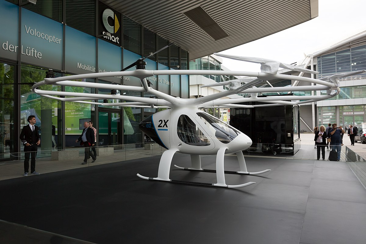 Volocopter and Grab conduct air-taxi feasibility study in Southeast AsiaVolocopter and Grab conduct air-taxi feasibility study in Southeast Asia