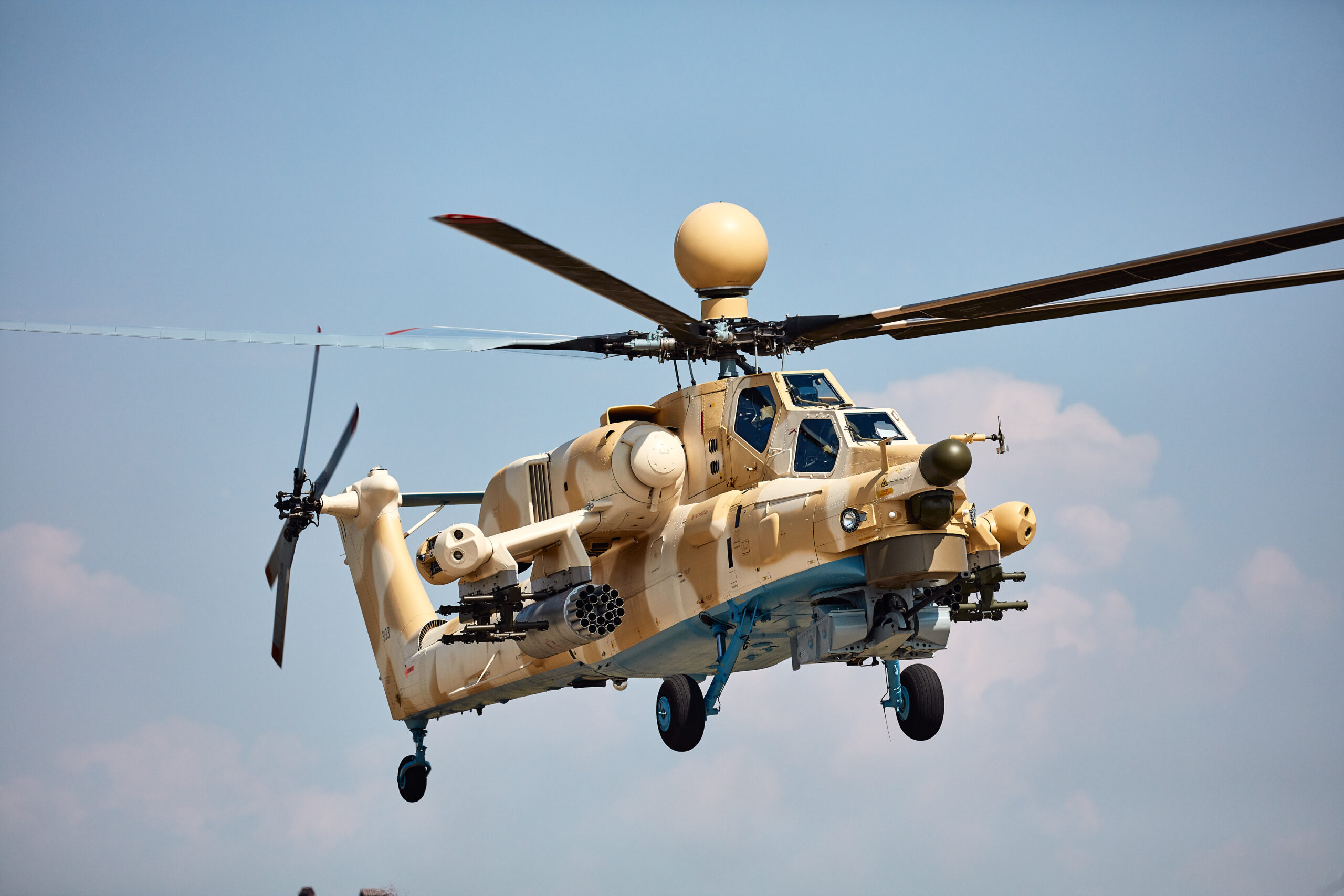 "Russian Helicopters holding company to present its products at the International Military-Technical Forum ""Army-2020"""