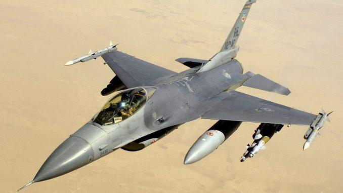 F-16 pilot beaten by A.I