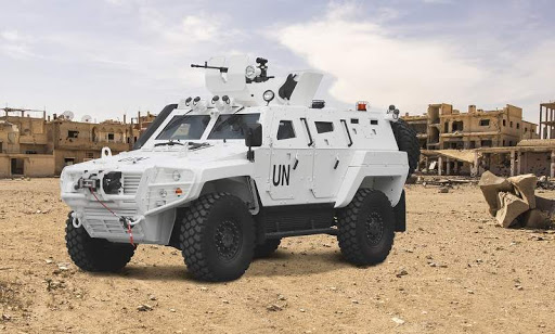 Cobra II 4×4 vehicles