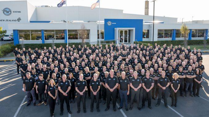Christchurch Engine Centre Celebrates 20 Years