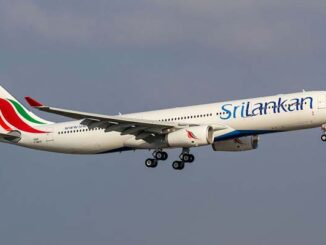 SriLankan Airlines has become the first new customer at Worldwide Flight Services' (WFS) CenterPoint cargo handling terminal at London Heathrow.